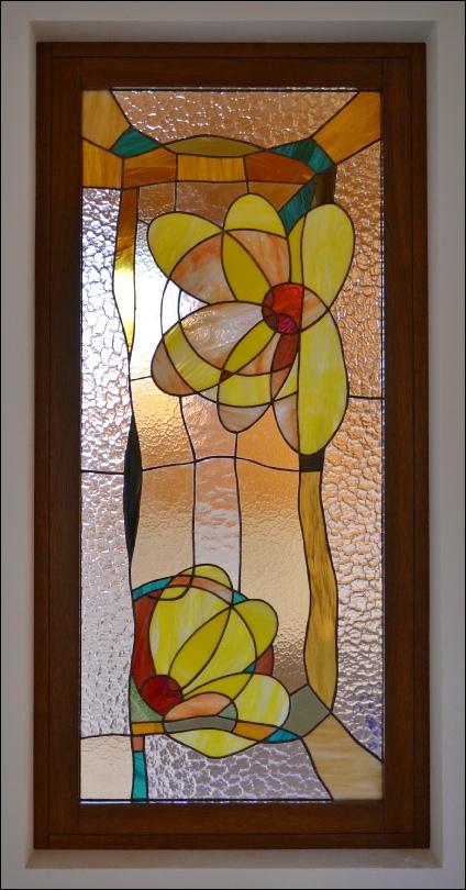 vitralii geomertrice